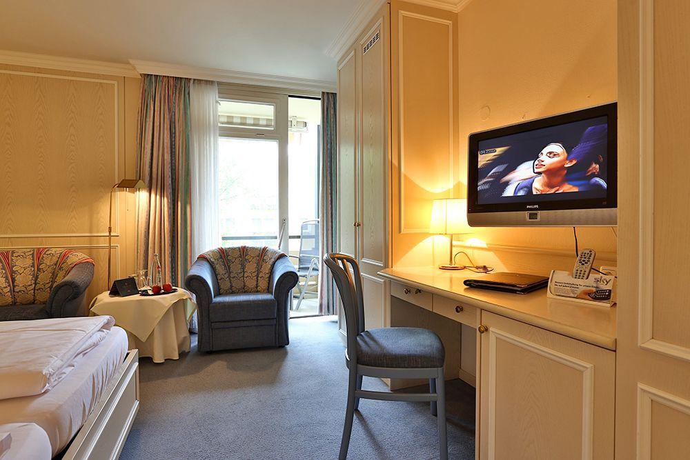 Einblick Doppelzimmer Superior Sonnenblick Hotel Mürz