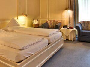 Doppelzimmer Superior Bett Hotel Mürz