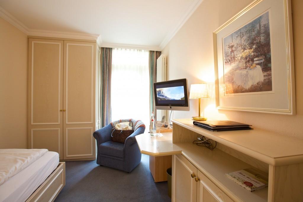 Einzelzimmer Standard Hotel Mürz