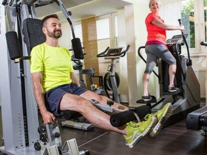 Fitness im Hotel Mürz