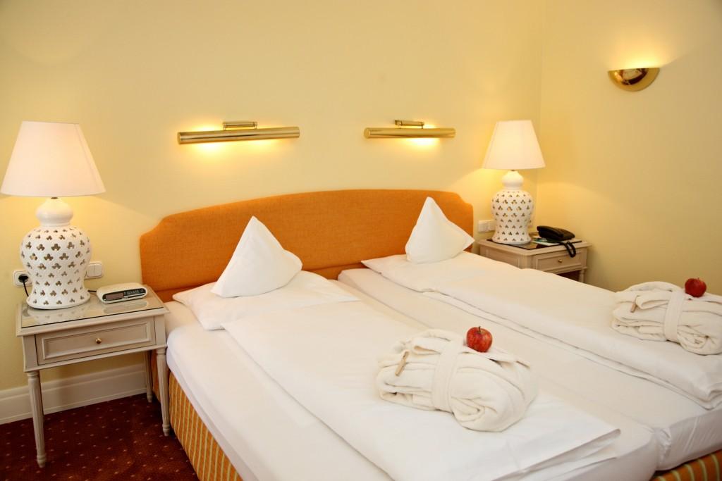 Suite Wunsch Schlafzimmer Bett
