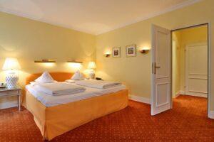 Suite Wunsch Schlafzimmer Eingang