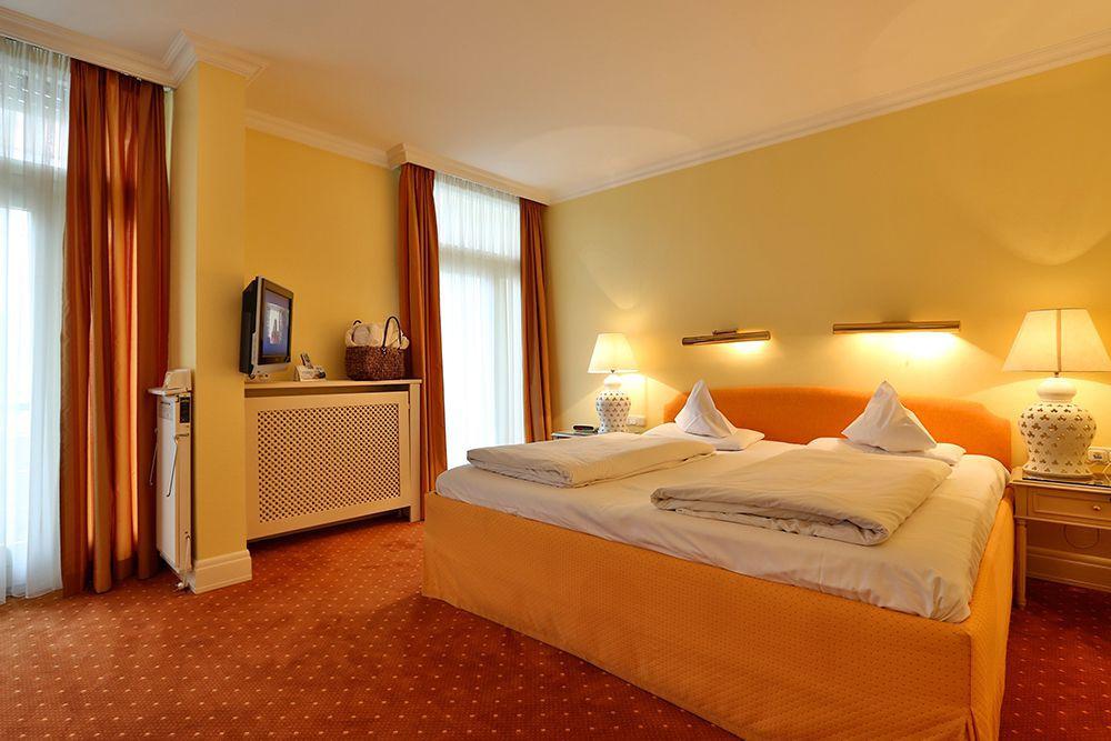 Suite Wunsch Schlazimmer gelb