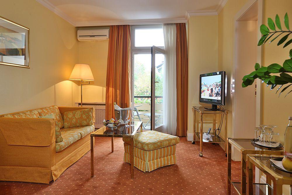 Suite Wunsch Wohnraum Hotel Mürz